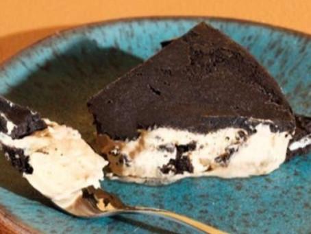 Cookies & Cream Pumpkin Cheesecake