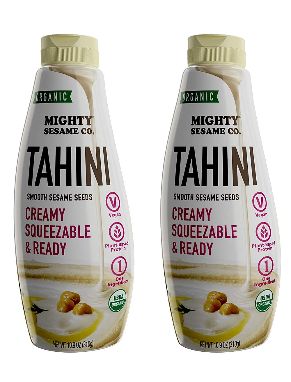 Healthy Life Selections recommends tahini paste for healthy smoothies and ketogenic recipes