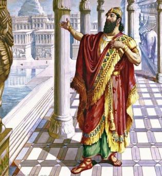 King Nebuchadnezzar's Narcissism God Is Sovereign