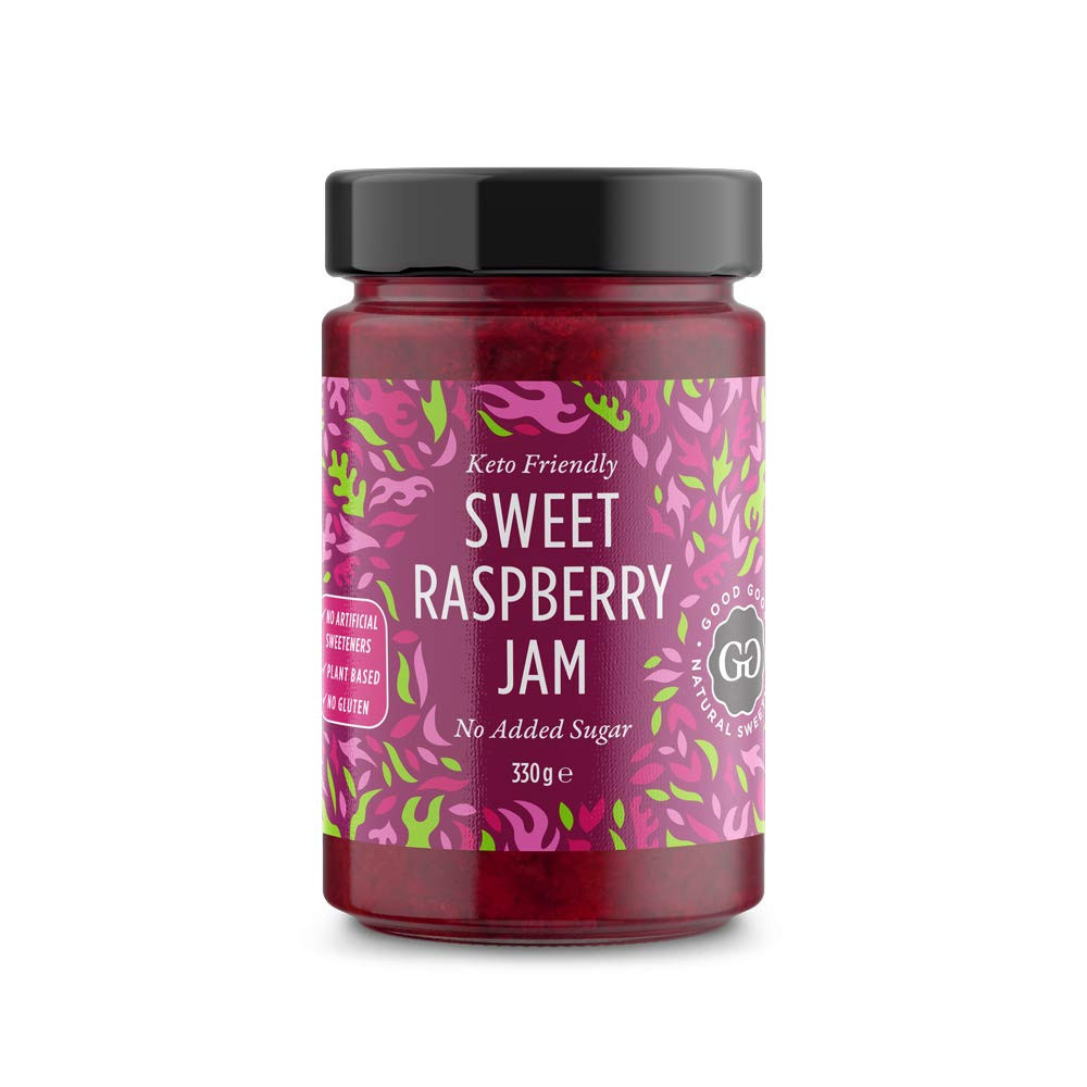 Healthy Life Selections recommends this Keto friendly jam for ketogenic dieters