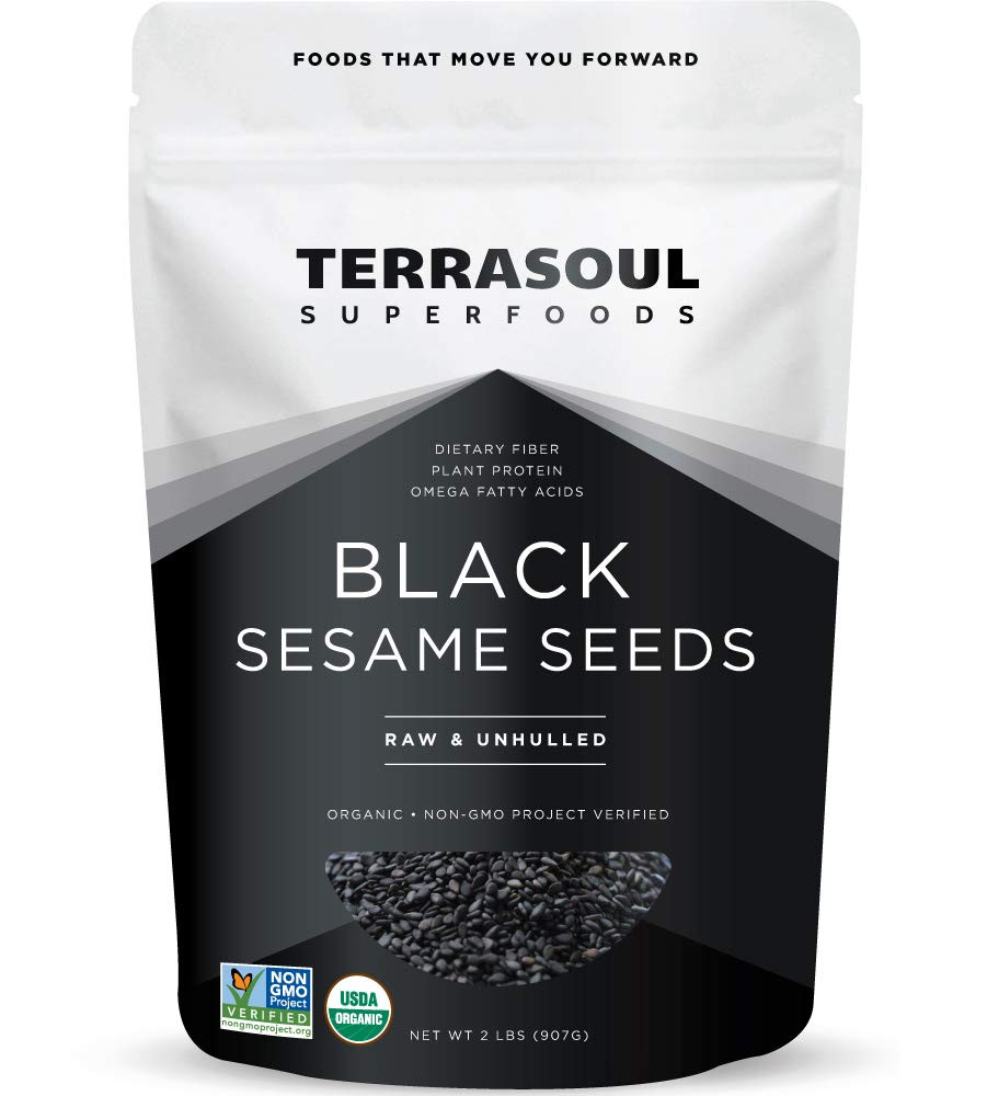 Healthy asian keto friendly recipes with Black sesame seeds ketogenic low carb recipes found at Healthy Life Selections