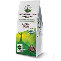 High Peak Organic Coffee Pesticide Free