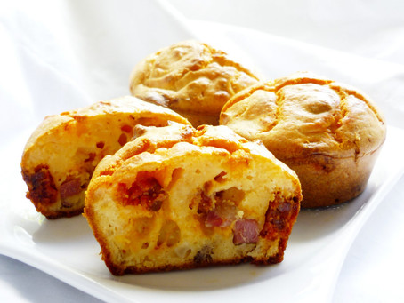 KETO EGG AND BACON MUFFINS
