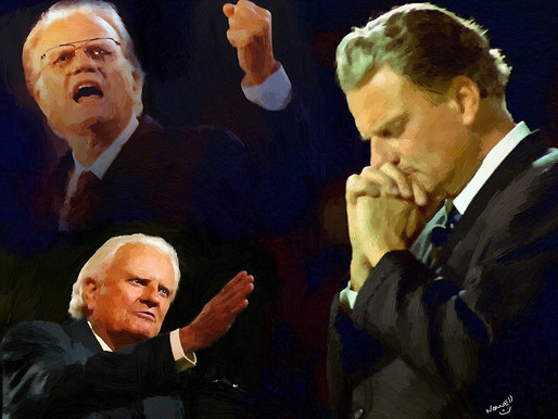 We Will Always Remember Billy Graham