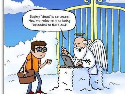Uploaded To The Cloud?