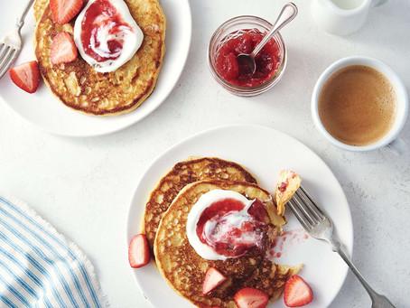 Keto-Friendly Pancakes