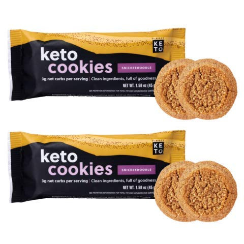 Keto and Low Carb Friendly Perfect Keto Cookies best snacks healthier and diet-friendly sweet treat. Made with only natural and clean ingredients high-fat high-protein low-carb low carb cookie Zero Sugar Delicious: