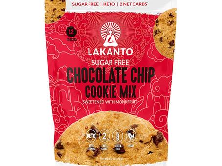 Keto Friendly Chocolate Chip Cookies