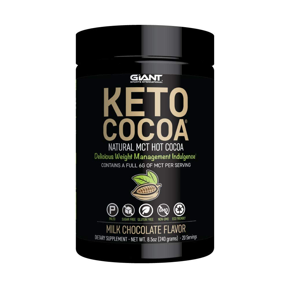 ketogenic cocoa for keto friendly chocolate mouse