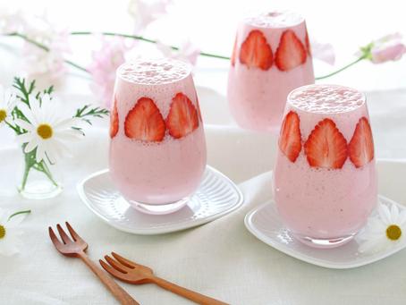 Keto Pink Drink