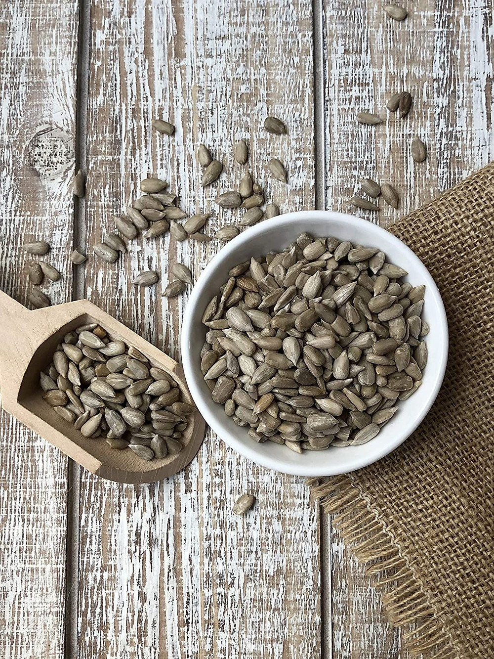 Sunflower Seeds are keto friendly gluten free healthy snacks high in fiber
