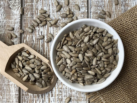 "Sunflower Seeds ""A Great Keto Snack"""
