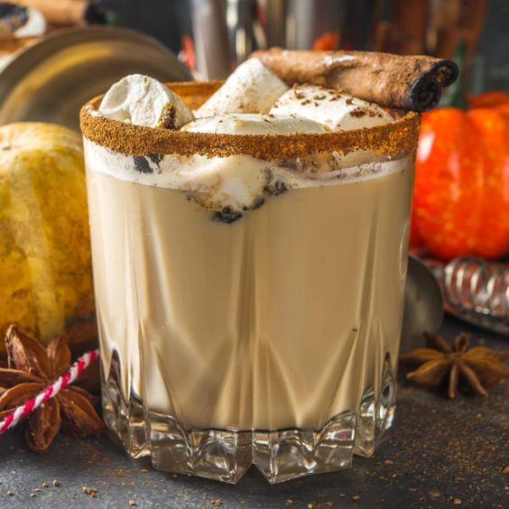 Keto Friendly Fall Cocktails for ketogenic diet ideas for entertaining low carb