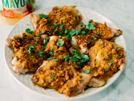 Keto Chipotle Lime Chicken