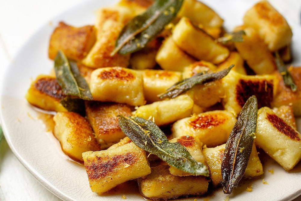 Homemade Cauliflower Gnocchi Recipe by Primal Kitchen