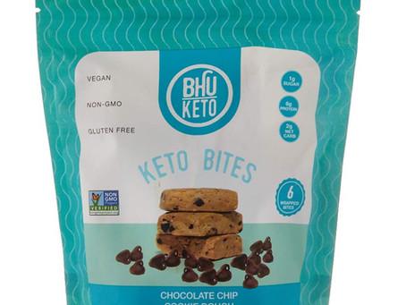 Keto Choco Chip Dough Bites
