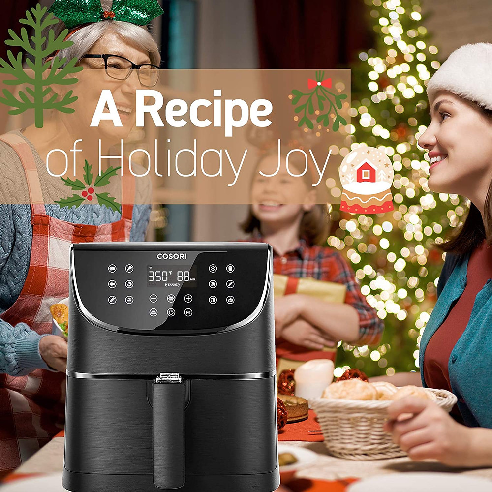 Keto Recipes with air fryer holiday gift ideas for chefs