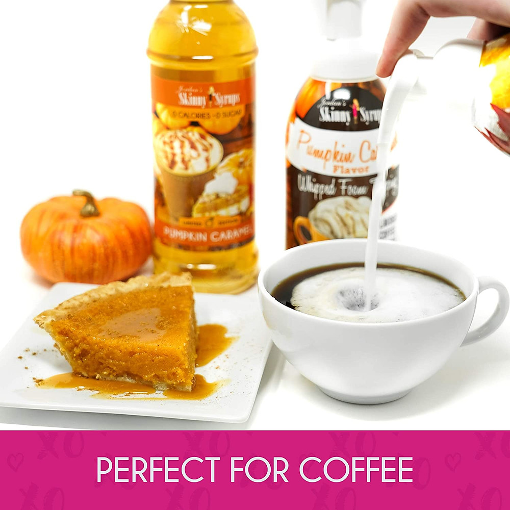 Keto Pumpkin Spice Latte and Ketogenic cold foam cold brew coffee