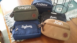 customized embroidery bags