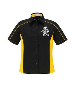 customized embroidery on Business Shirt