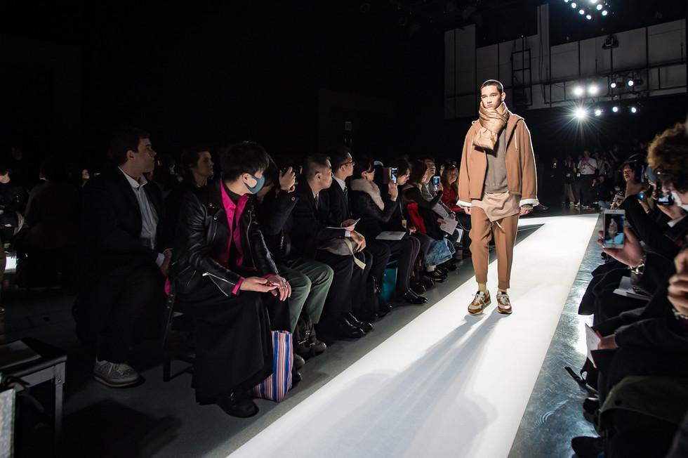 Staying in step / Tokyo Fashion Week