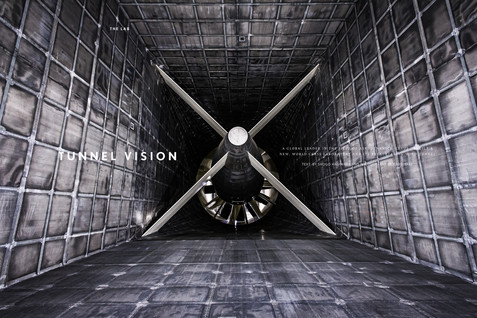 ISSUE 5 THE LAB / TUNNEL VISION