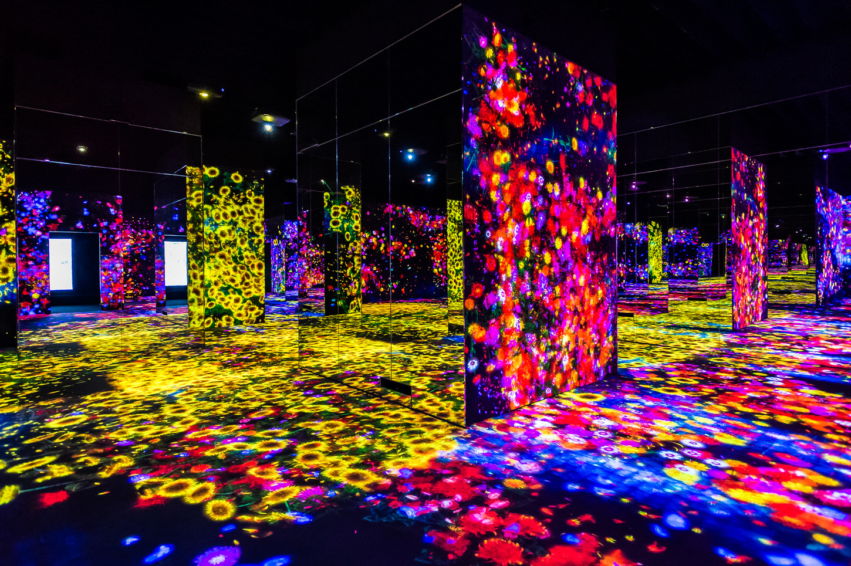 ELECTRIC DREAMS / TeamLab, Tokyo