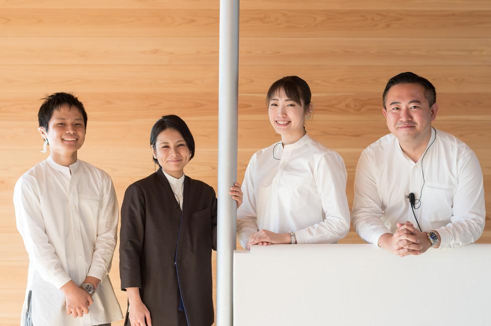 BERTH CONTROL / Floating hotel Guntu, Setouchi Japan