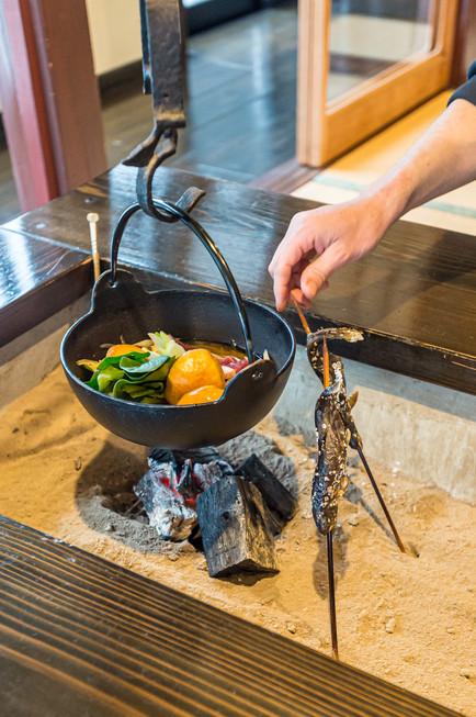 Bounty hunters / Hokuriku food travel