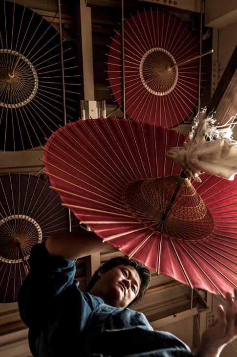京和傘 日吉屋