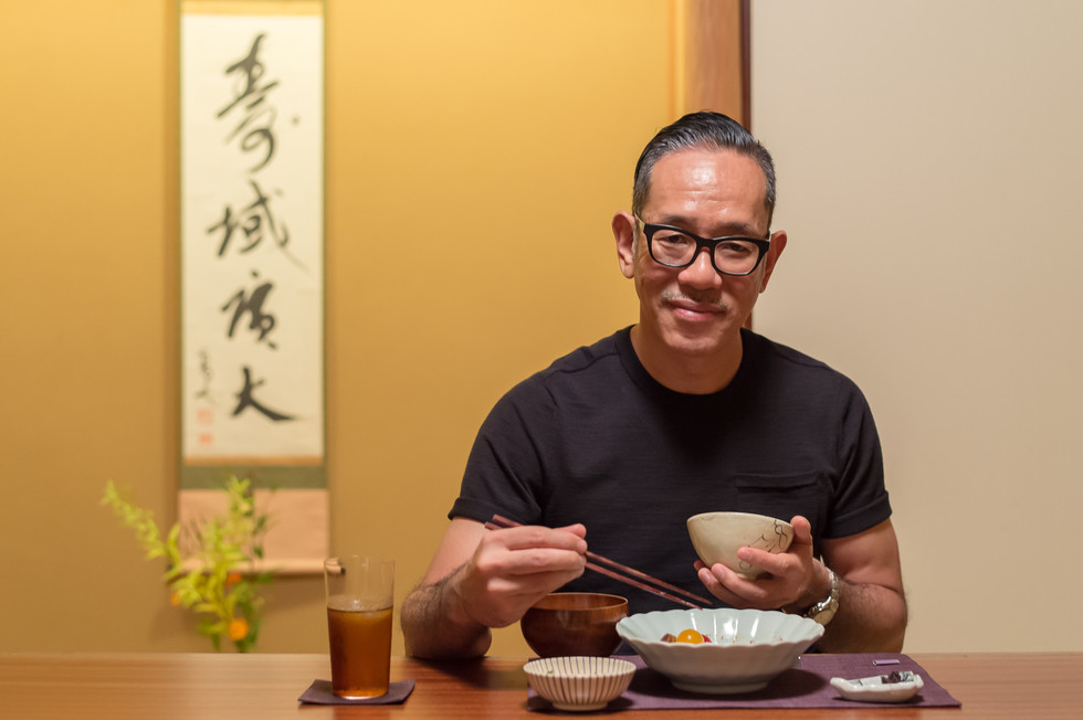 Naoki Takizawa / My Last Meal, Tokyo