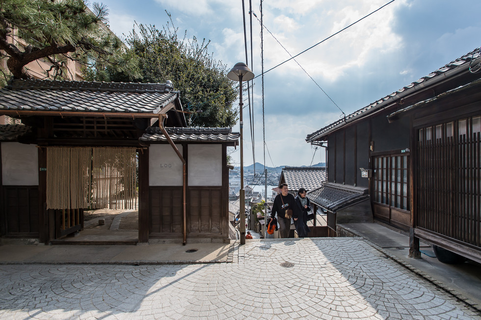 Hillside revival / LOG Onomichi Japan