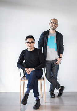 Yoshinori Hisano + Ryuichi Ozeki