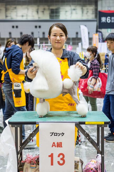 Groomy kind of love / Japan International Dog Show 2018