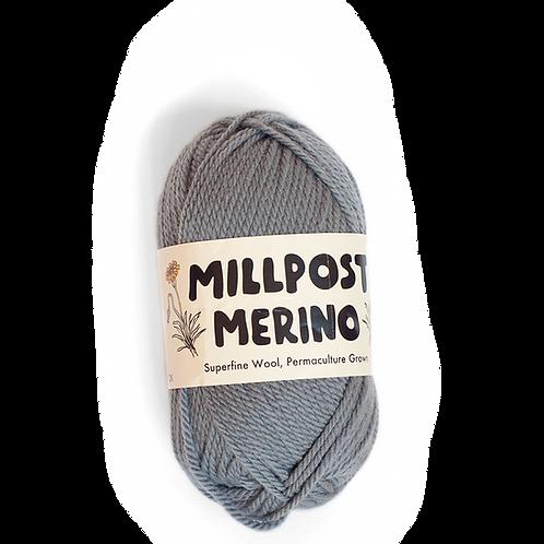 Light Grey - Superfine Merino Ball