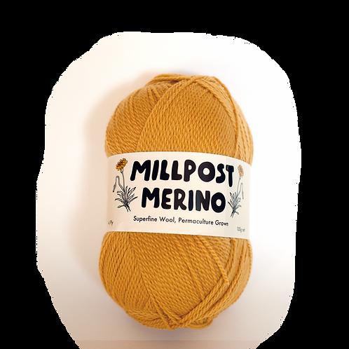 Mustard - Superfine Merino Ball