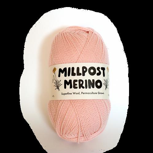 Dusty Pink - Superfine Merino Ball