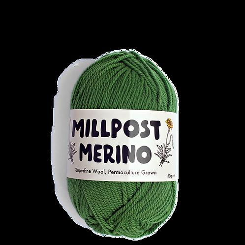 Bottle Green - Superfine Merino Ball