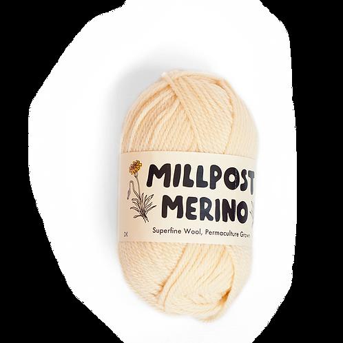 Cream - Superfine Merino Ball 50g