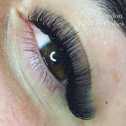 Wink wink! Made my day to meet two lovely ladies yesterday that saw my clients lashes in Primark, fe