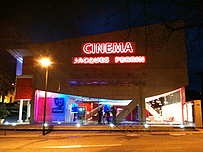CINEMA JACQUES PERRIN -TARARE (69)