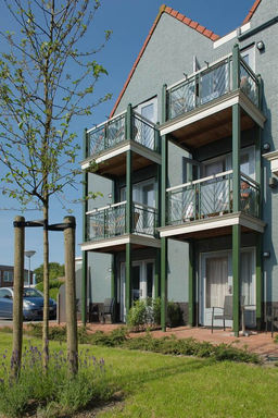 Hotels und ferienh user mit hund in domburg zeeland for Design hotel zeeland