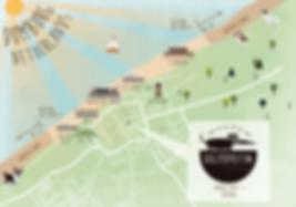 Karte Hundestrand Domburg