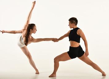 Joss Arnott Dance Company in Rehearsals / 07.11.2016