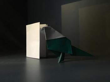Simple book fold