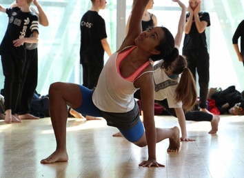 Summer Dance Intensive (SDi) Monday 31st July to Saturday 5th August 2017 / 10am - 5pm