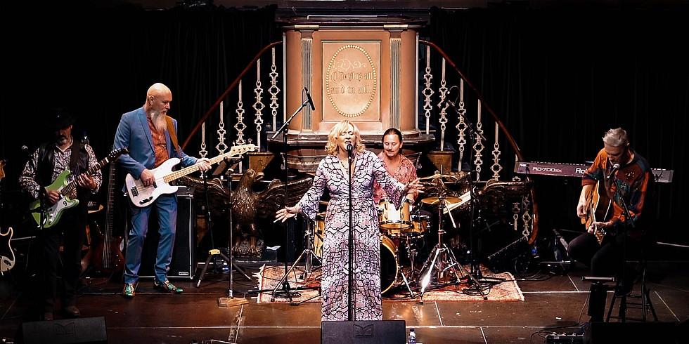 Julie July Band - Fatheringay Tour