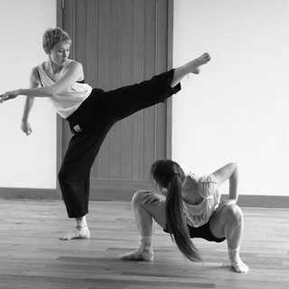 Brink Dance Company Residency
