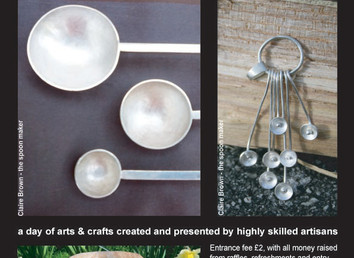 Spring Craft Fair - Saturday 1st April / 11am - 4pm