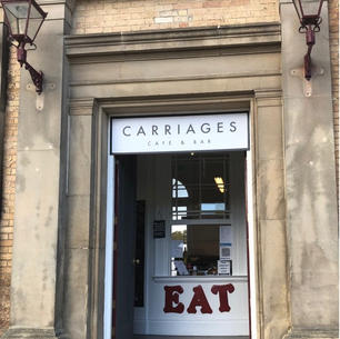 Carriages Cafe & Bar